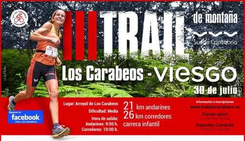 III Trail de Montaña Los Carabeos