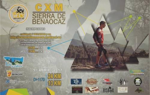 Carrera V CxM Sierra de Benaocaz