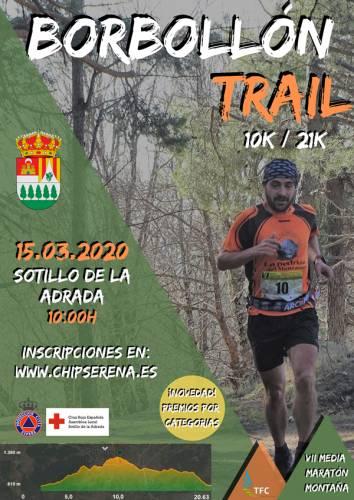 VII Media Maratón de Montaña Borbollón Trail