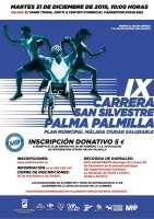 9ª San Silvestre Palma Palmilla