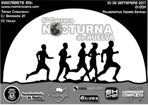 VI Carrera Nocturna de Huelva