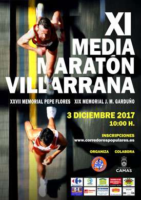 XI Media Maratón Villarrana