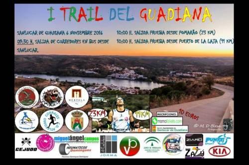 I Trail del Guadiana