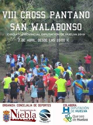 VIII Cross Pantano San Walabonso