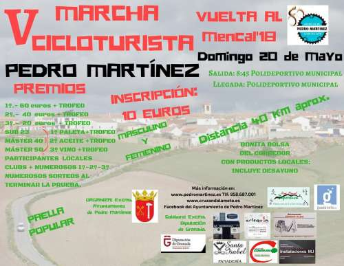 V Vuelta al Mencal Cicloturista