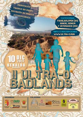 II Ultra-o Badlands