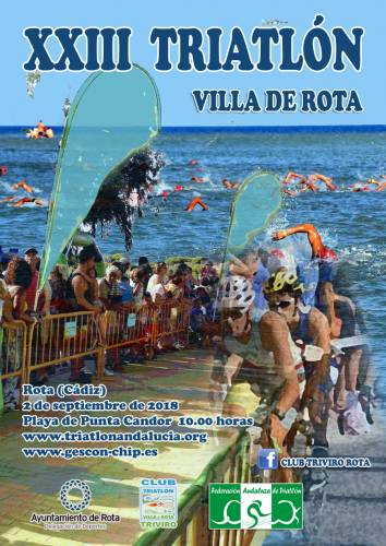 XXIII Triatlón Herbalife Villa De Rota