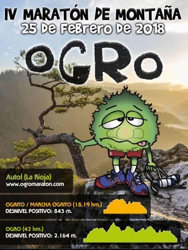 IV Maratón de Montaña Ogro