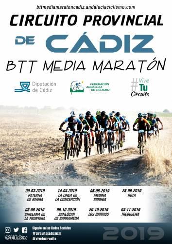 XL Media Maratón BTT Villa de Rota