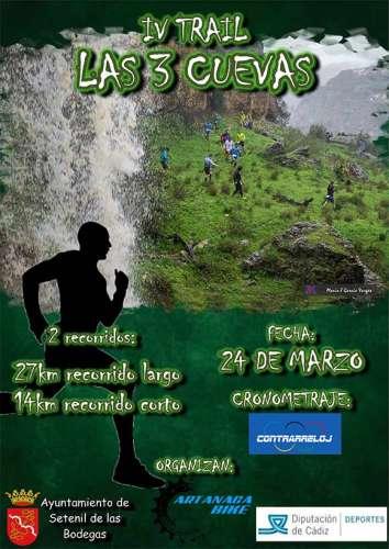 IV Trail Las 3 Cuevas