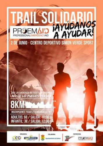 II Trail Solidario PROEM AID