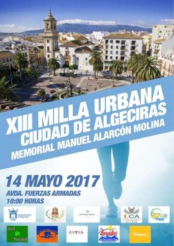 XIII Milla Urbana Ciudad de Algeciras