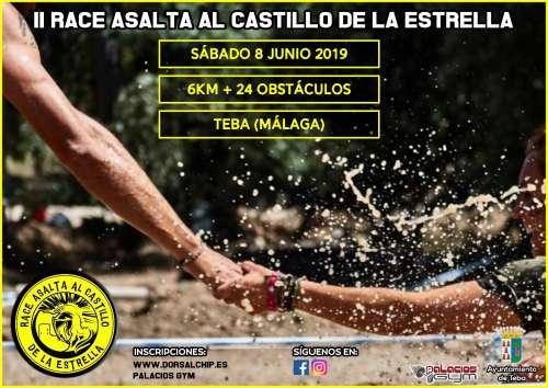 II Race Asalta el Castillo de la Estrella