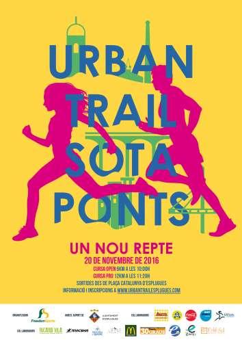 I Urban Trail Sota Ponts Esplugues