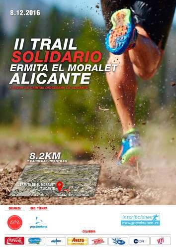 II Cross Trail Solidario Ermita del Moralet