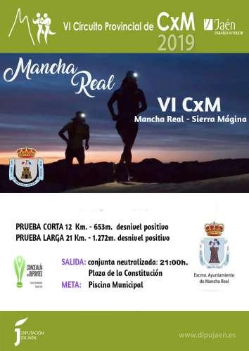 VI CxM Sierra Mágina
