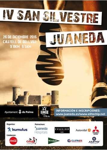 IV Sant Silvestre Juaneda