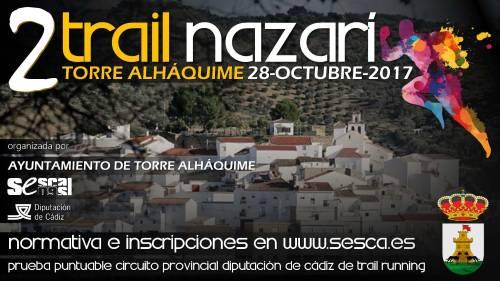 II Trail Nazarí