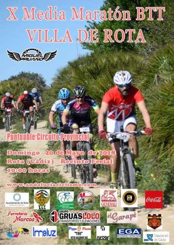 X Media Maratón BTT Villa de Rota