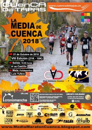 VIII Medio Maratón Ciudad de Cuenca