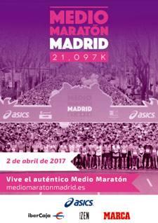 XVII Medio Maratón de Madrid