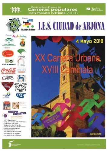 XX Carrera Urbana de Arjona