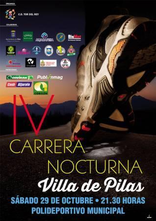 IV Carrera Nocturna Villa de Pilas