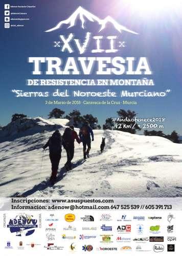 XVII Travesía de Resistendi en Montaña Sierras del Noroeste Murciano