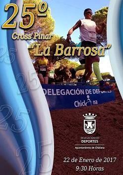 XXV Cross Pinar Público La Barrosa