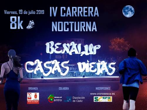 IV Carrera Nocturna Benalup-Casas Viejas