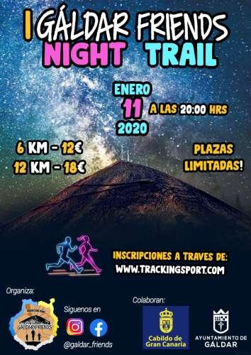 I Gáldar Friend Naght Trail