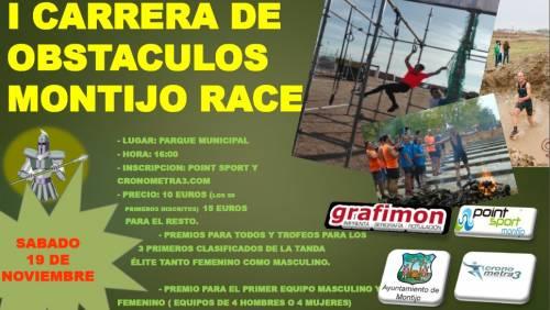 I Carrera de Obstáculos Montijo Race