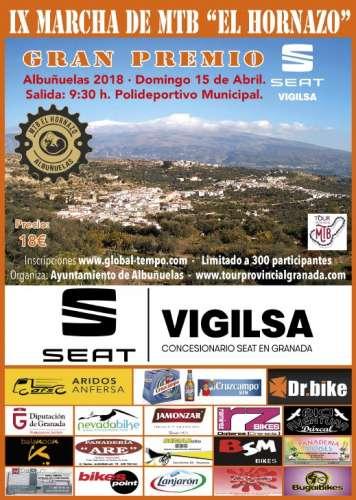 IX Marcha Mountain Bike El Hornazo