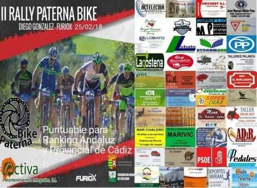II Rally Paterna Bike