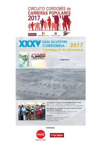 XXXV San Silvestre Cordobesa
