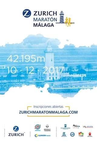Zurich Maratón de Málaga 2018