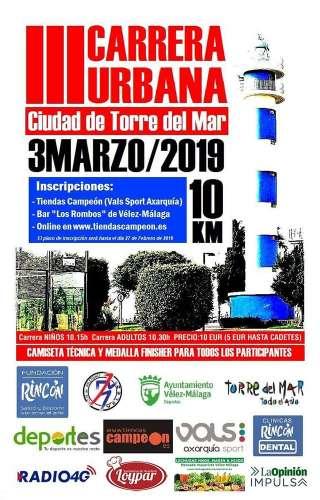 III Carrera Urbana Ciudad de Torre del Mar