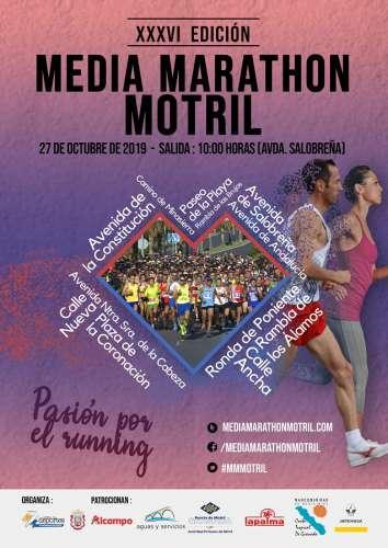 XXXVI Media Marathon Ciudad de Motril