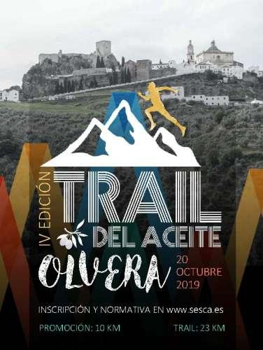 V Trail del Aceite Olvera