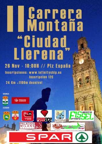 II CxM Ciudad de Llerena