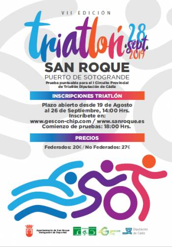 VII Triatlón San Roque