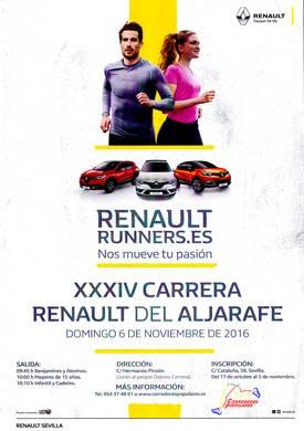 XXXIV Carrera Renault del Aljarafe