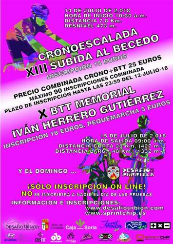 X BTT Memorial Iván Herrero Gutiérrez