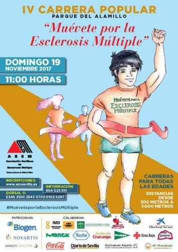 IV Carrera Popular Muévete por la Esclerosis Múltiple