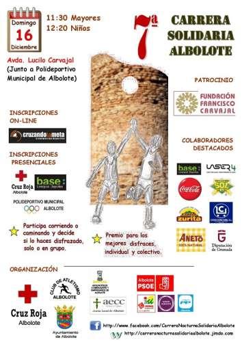 VII Carrera Solidaria de Albolote