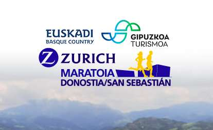 Zurich Maratón Donostia San Sebastian