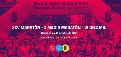 X Medio Maratón Popular de Ciudad Real
