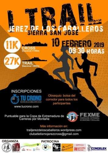 I Trail Sierra San José
