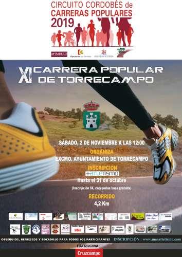 XI Carrera Popular de Torrecampo