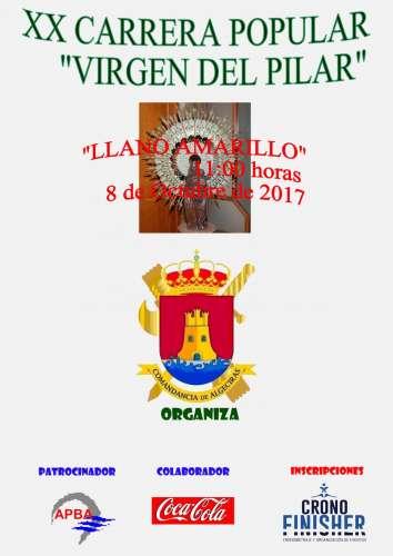 XX Carrera Popular Virgen del Pilar